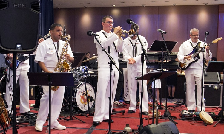 U.S. Navy 7th Fleet Band (State Dept.)