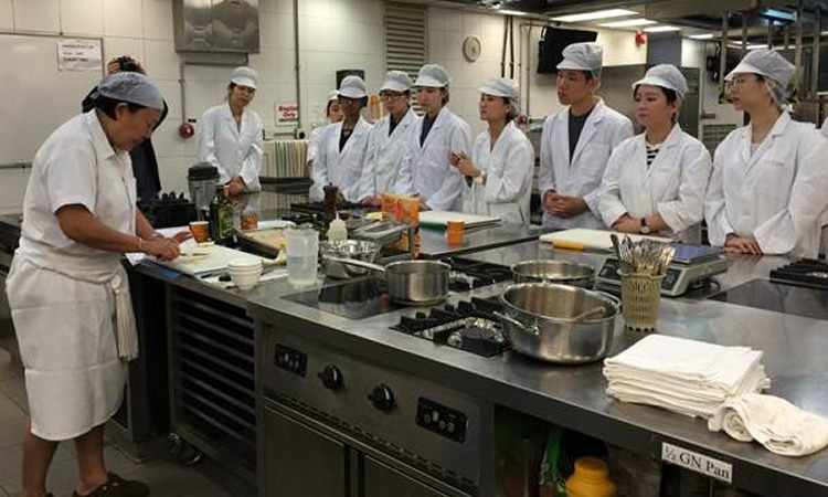 Chef Lo participated in culinary diplomacy event in Hong Kong. (State Dept.)