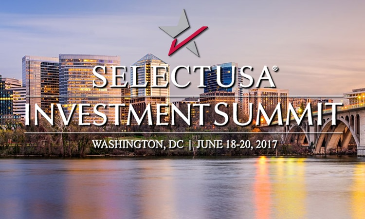 SelectUSA Investment Summit - Washington D.C. | June 18-20, 2017 (State Dept.)